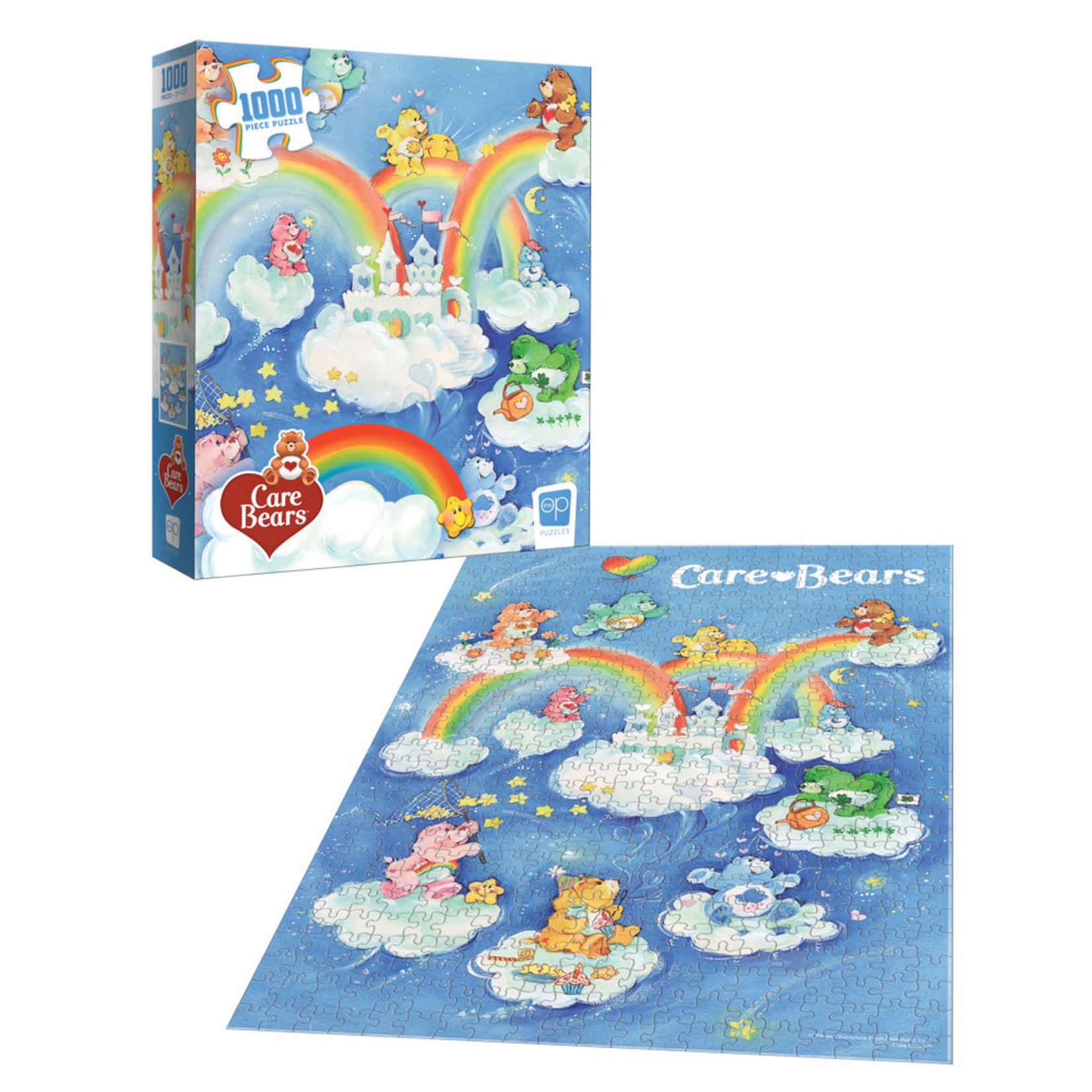 USAopoly Care Bears Care a lot