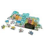 Hape Animated Town Puzzle