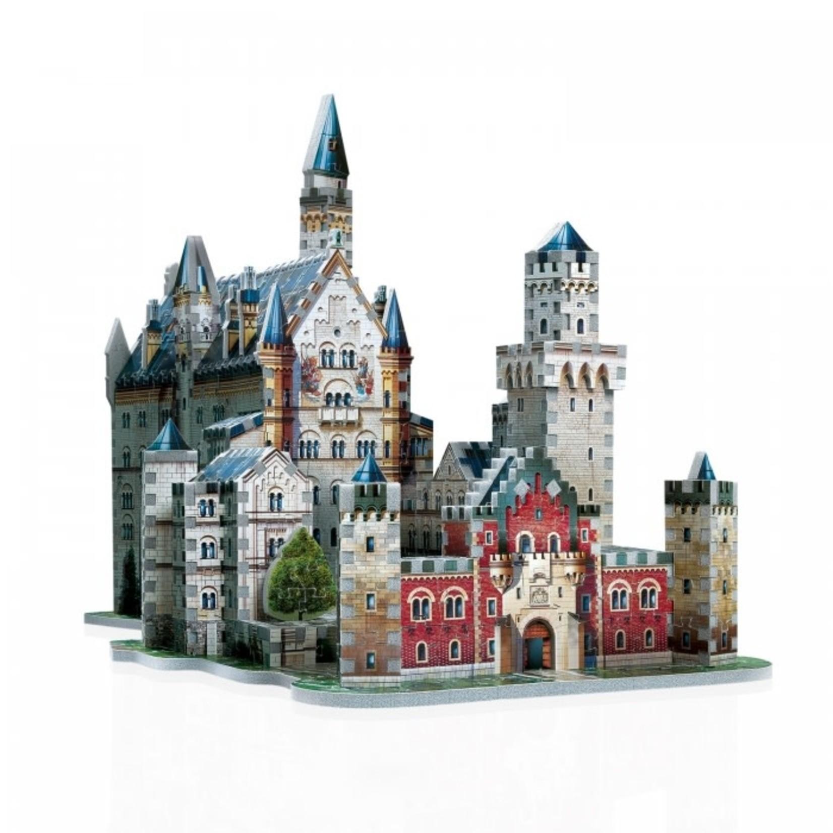 Wrebbit Neuschwanstein Castle