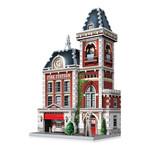 Wrebbit Collection Urbania - Caserne de Pompiers