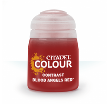 Contrast Blood Angels Red