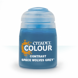 Contrast Space Wolves Grey