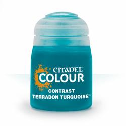Contrast Terradon Turquoise