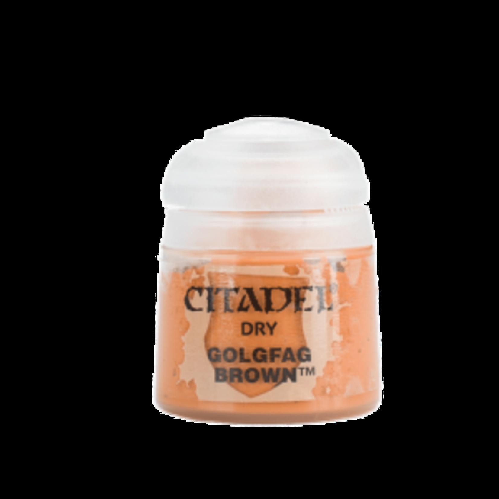Citadel Dry Golgfag Brown
