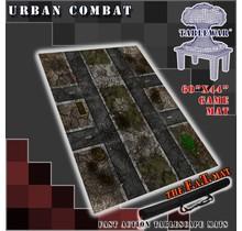F.A.T Mats: Urban Combat 60 X 44