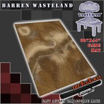 F.A.T Mats F.A.T Mats : Barren Wasteland 60 X 44