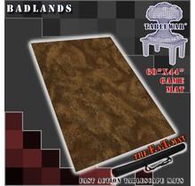 F.A.T. Mats : Badlands 60 X 44