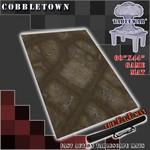 F.A.T Mats F.A.T Mats : Winter Cobbletown 60 X 44