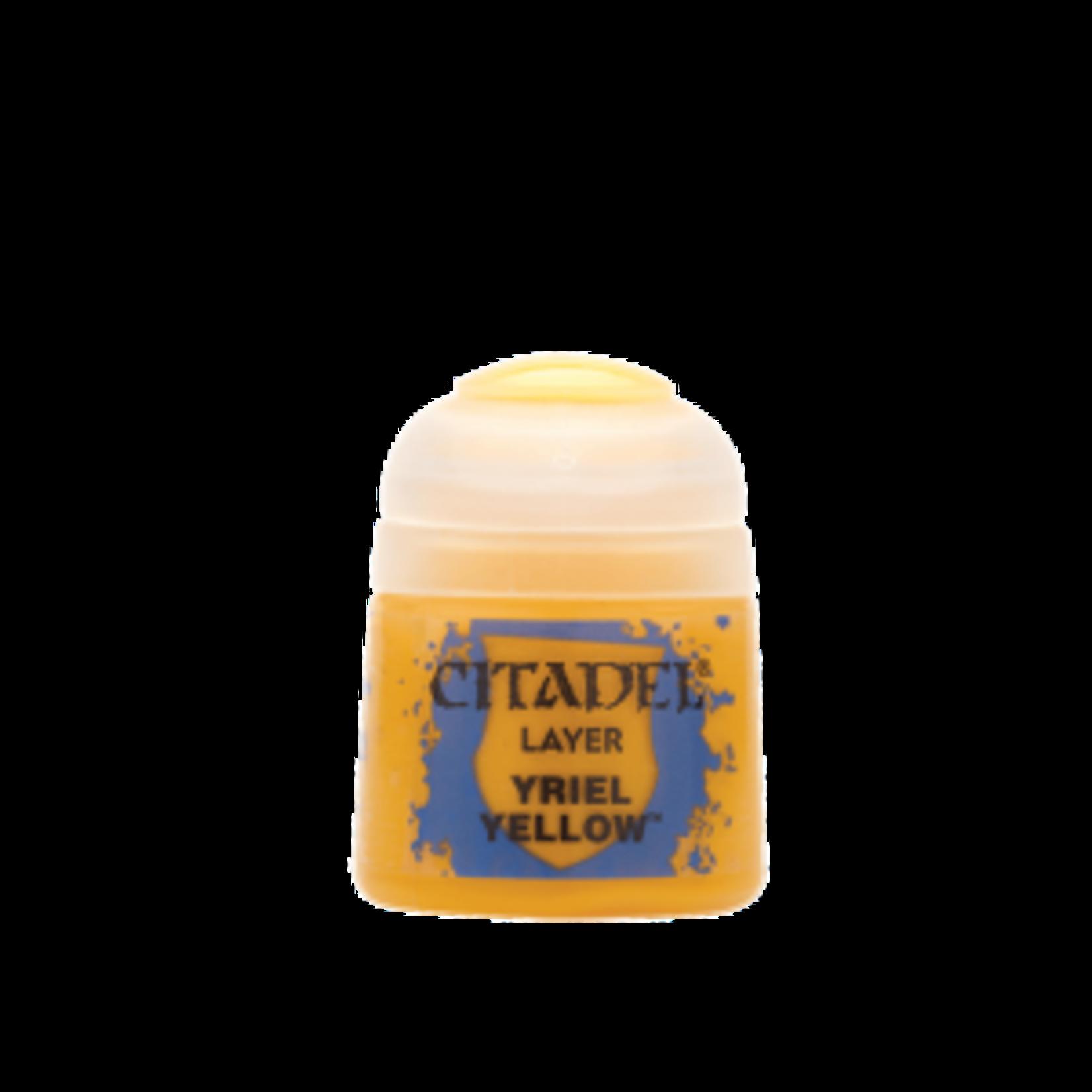 Citadel Layer Yriel Yellow