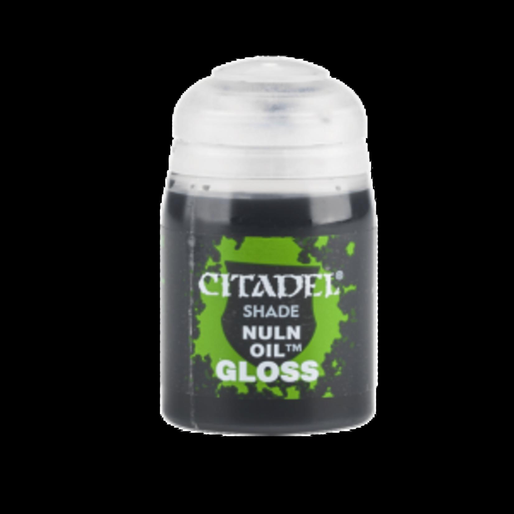 Citadel Shade Nuln Oil Gloss