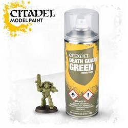 Spray Primer Death Guard Green