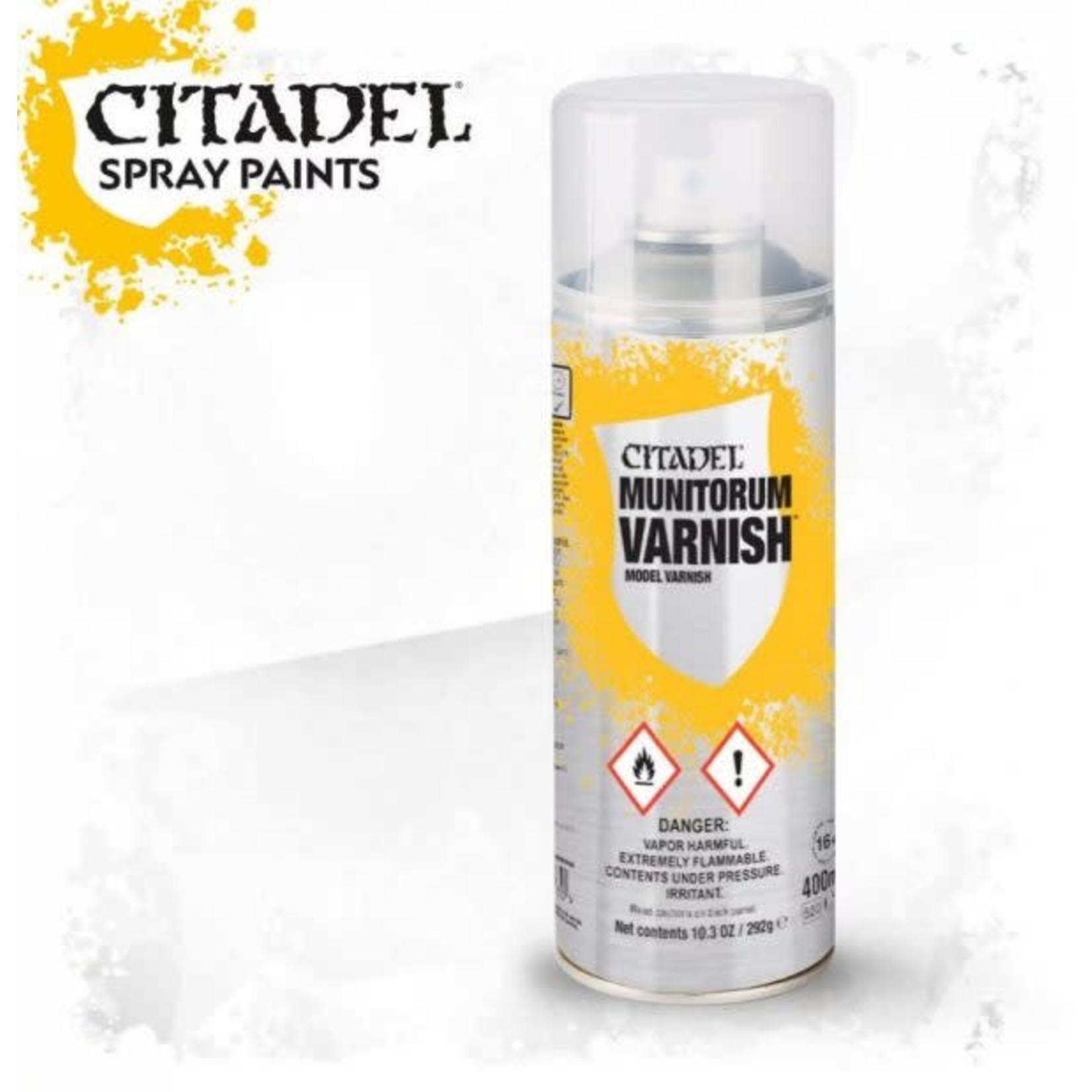 Citadel Spray Munitorum Varnish