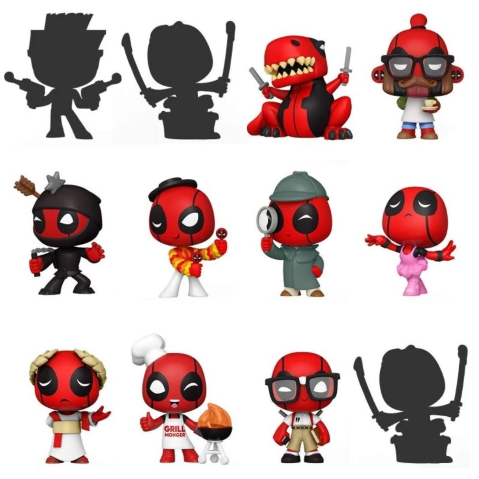 Funko Pop! Pop! Mystery Minis Deadpool