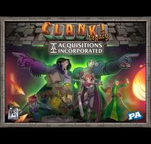 Clank! Legacy (English)