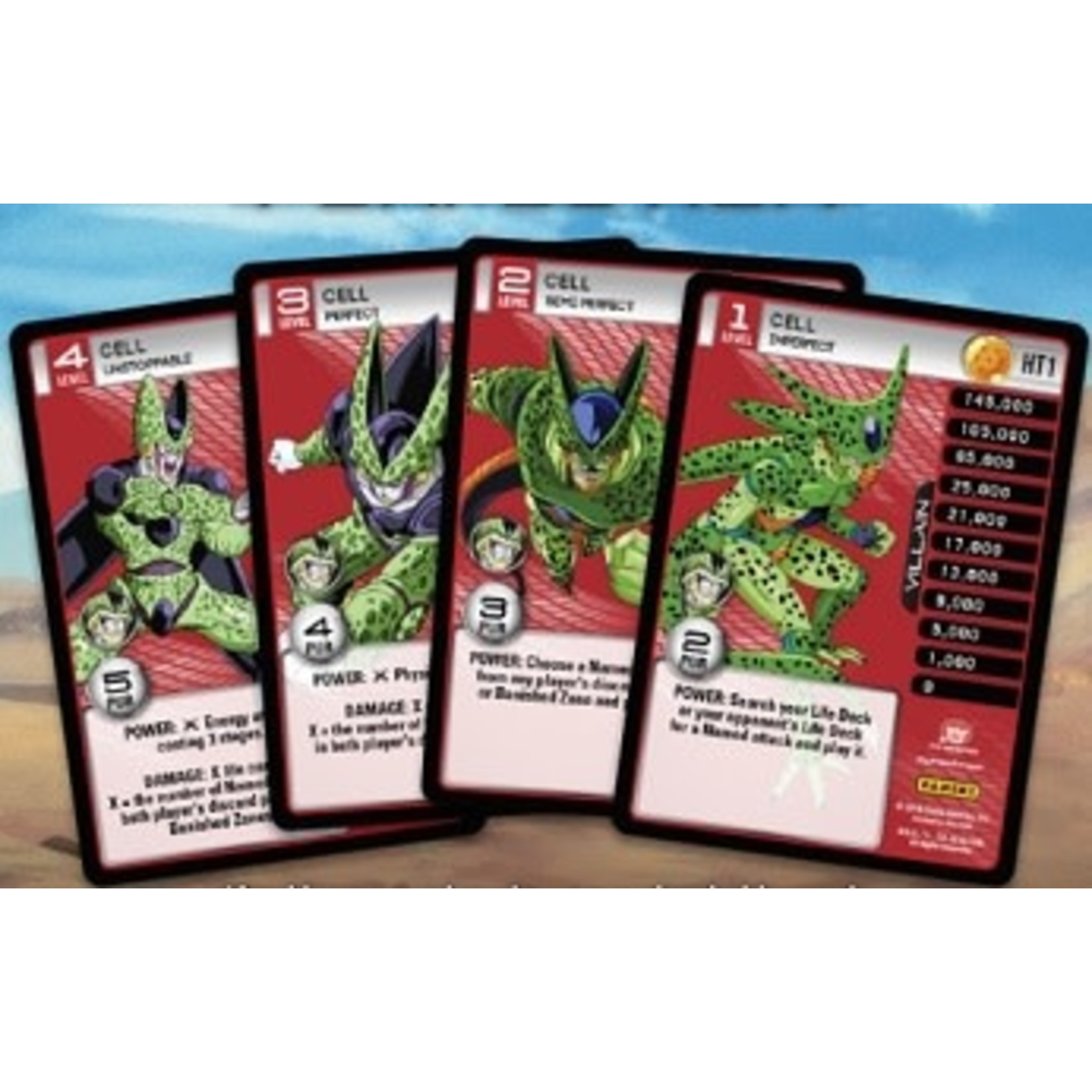 Panini Copy of Dragon Ball Z Perfection Booster
