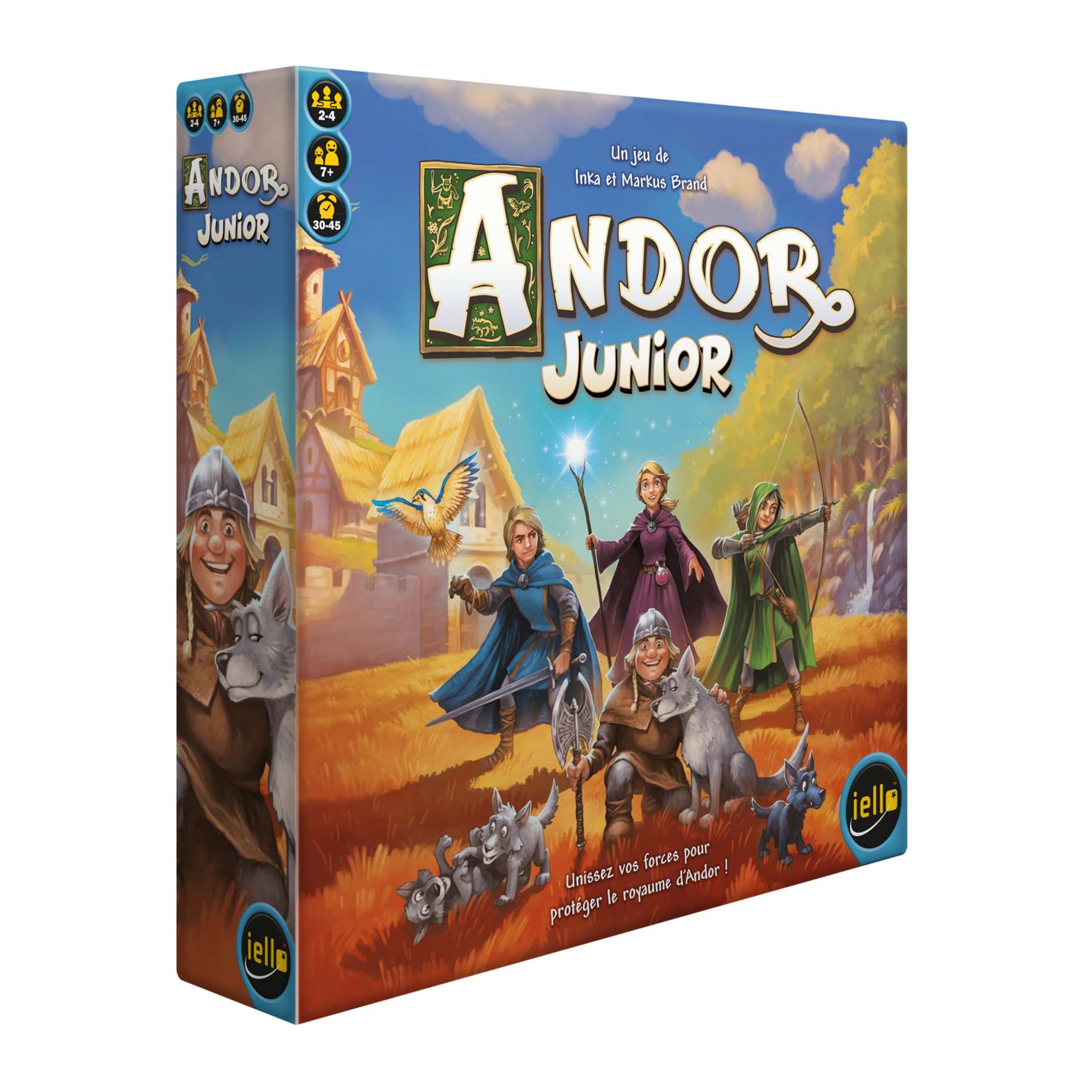 Iello Andor Junior FR
