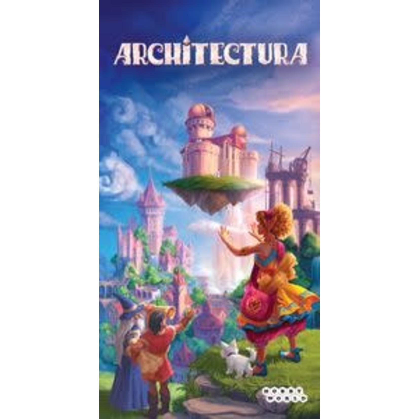 Hobby World Architectura (Anglais)