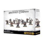 Age of Sigmar Kharadron Overlords - Arkanaut Compagny