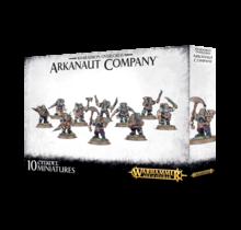 Kharadron Overlords - Arkanaut Compagny