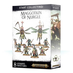 Age of Sigmar Start Collecting - Maggotkin Of Nurgle
