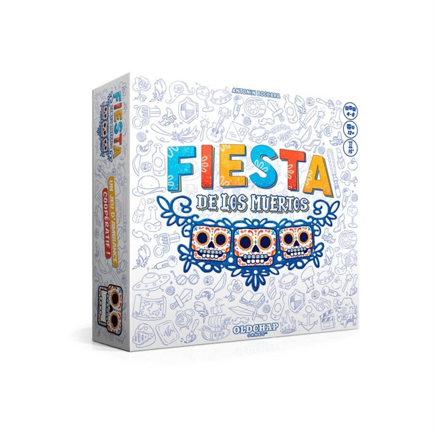 Old Chap Games Fiesta de Los Muertos (FR)