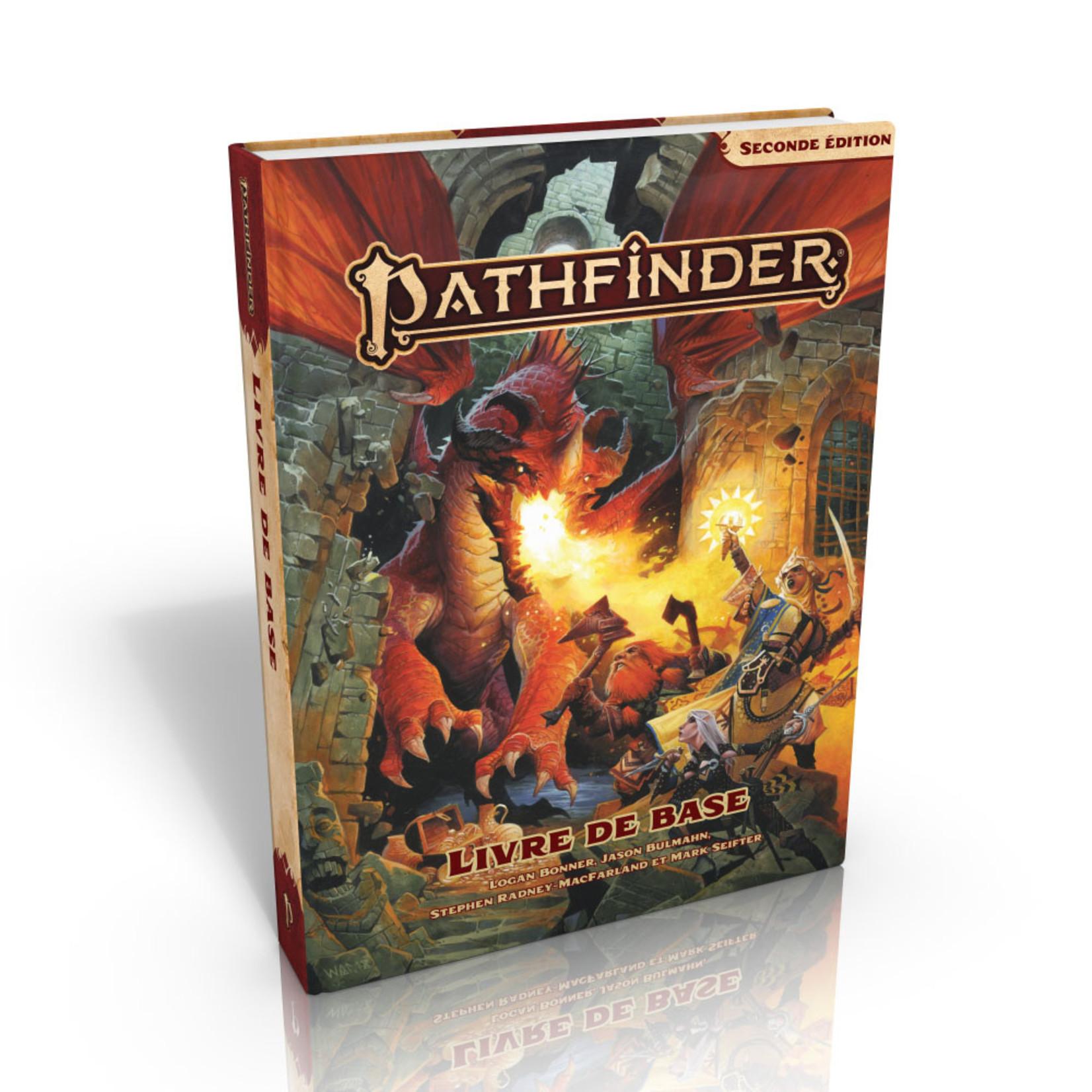 Paizo Pathfinder 2 Livre de base (French)