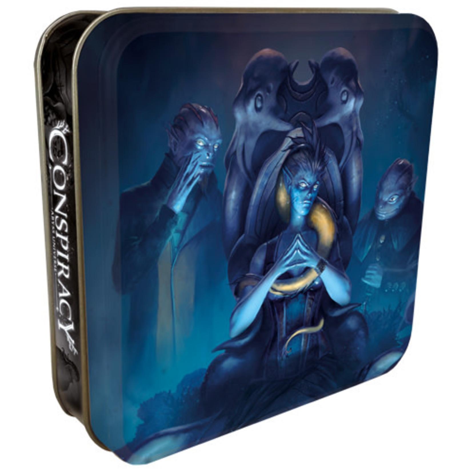 Bombyx Conspiracy version Bleue (FR)