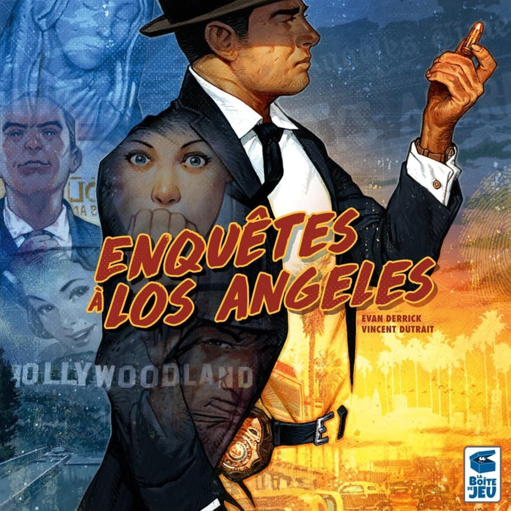 La Boîte de jeu Enquêtes à Los Angeles Saison 1