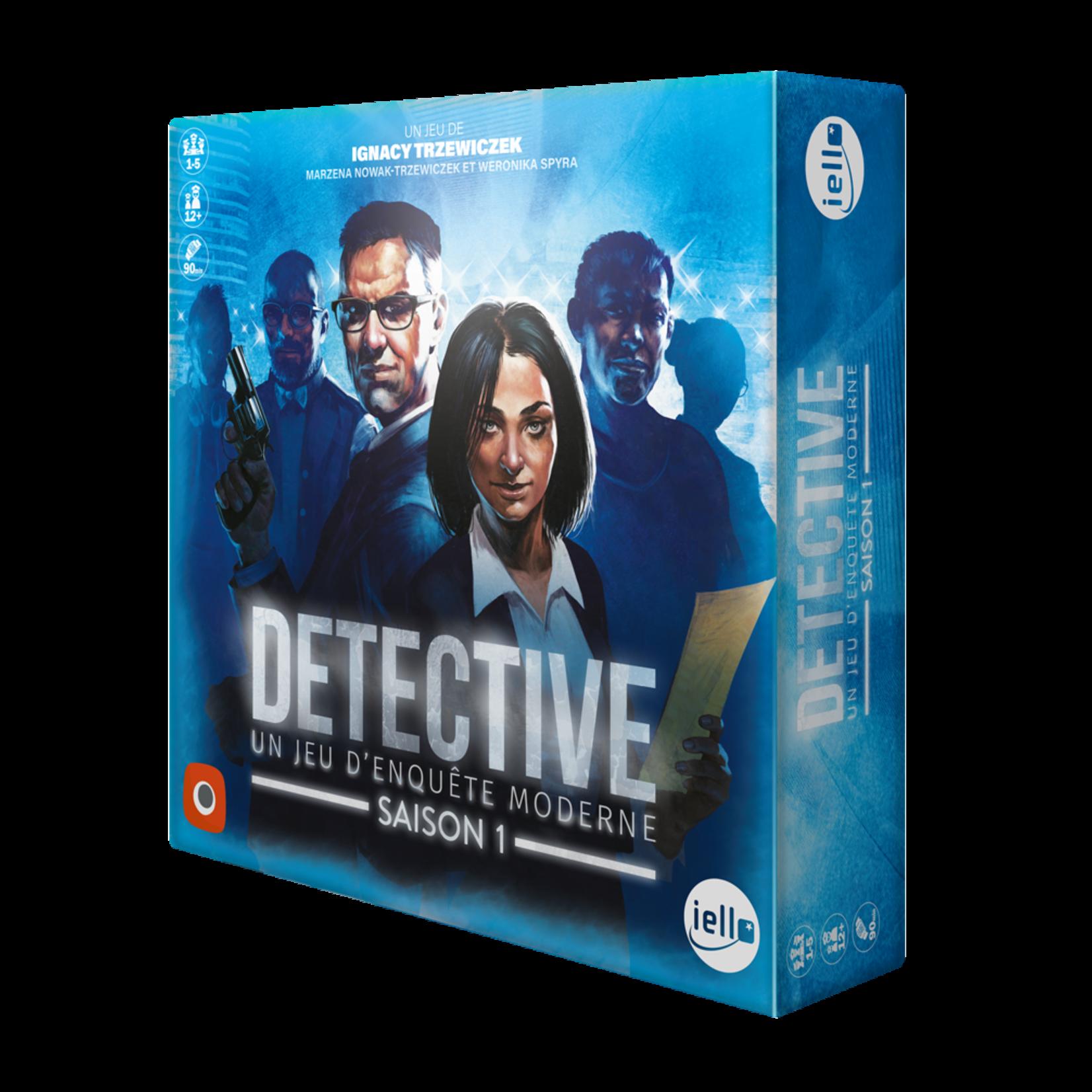 Iello Detective Saison 1 (French)