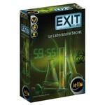 Iello Exit - Le Laboratoire Secret (Français)