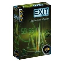 Exit - Le Laboratoire Secret (French)