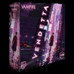 Iello Vampire la Mascarade : Vendetta (Français)