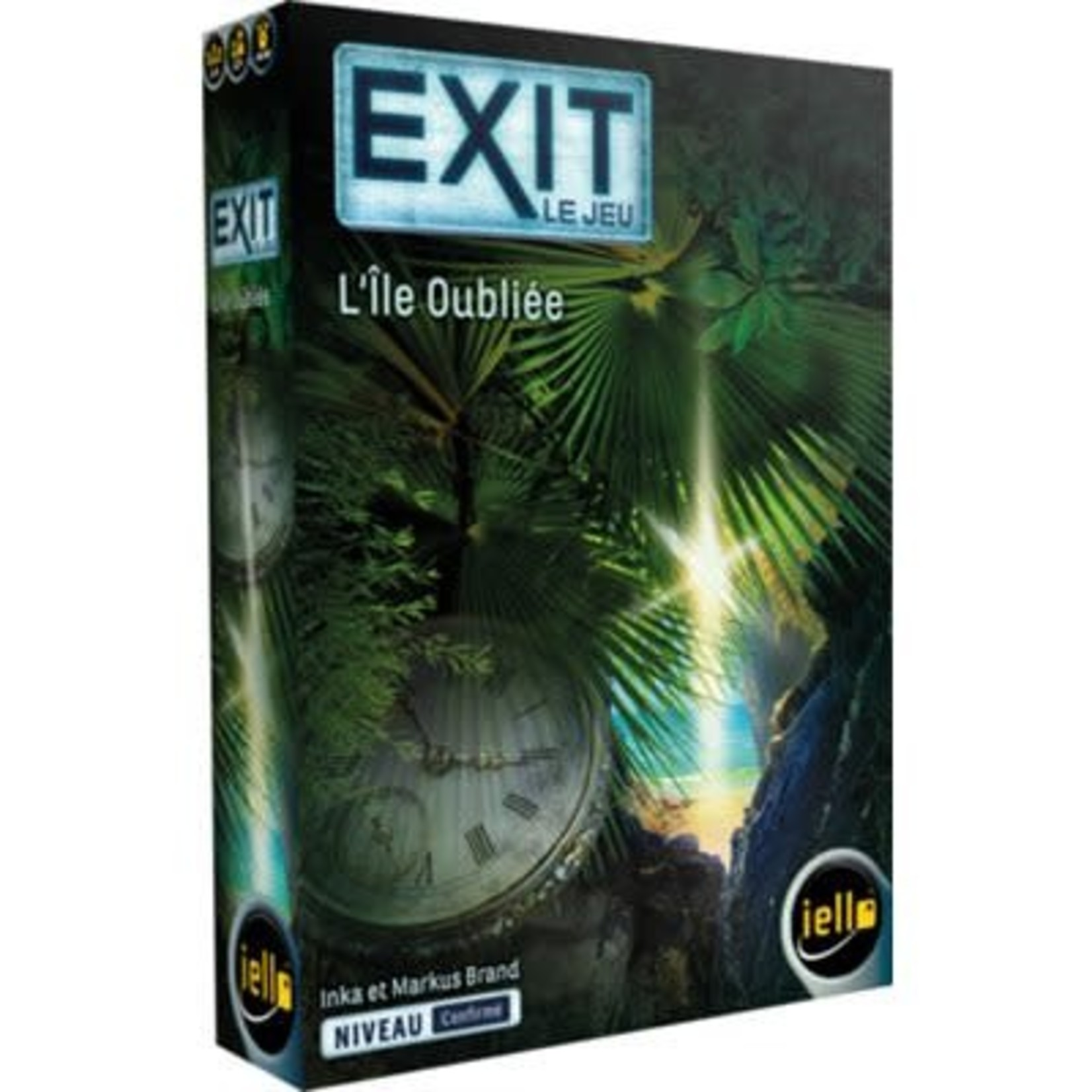 Iello Exit - L'ile oubliee (FR)