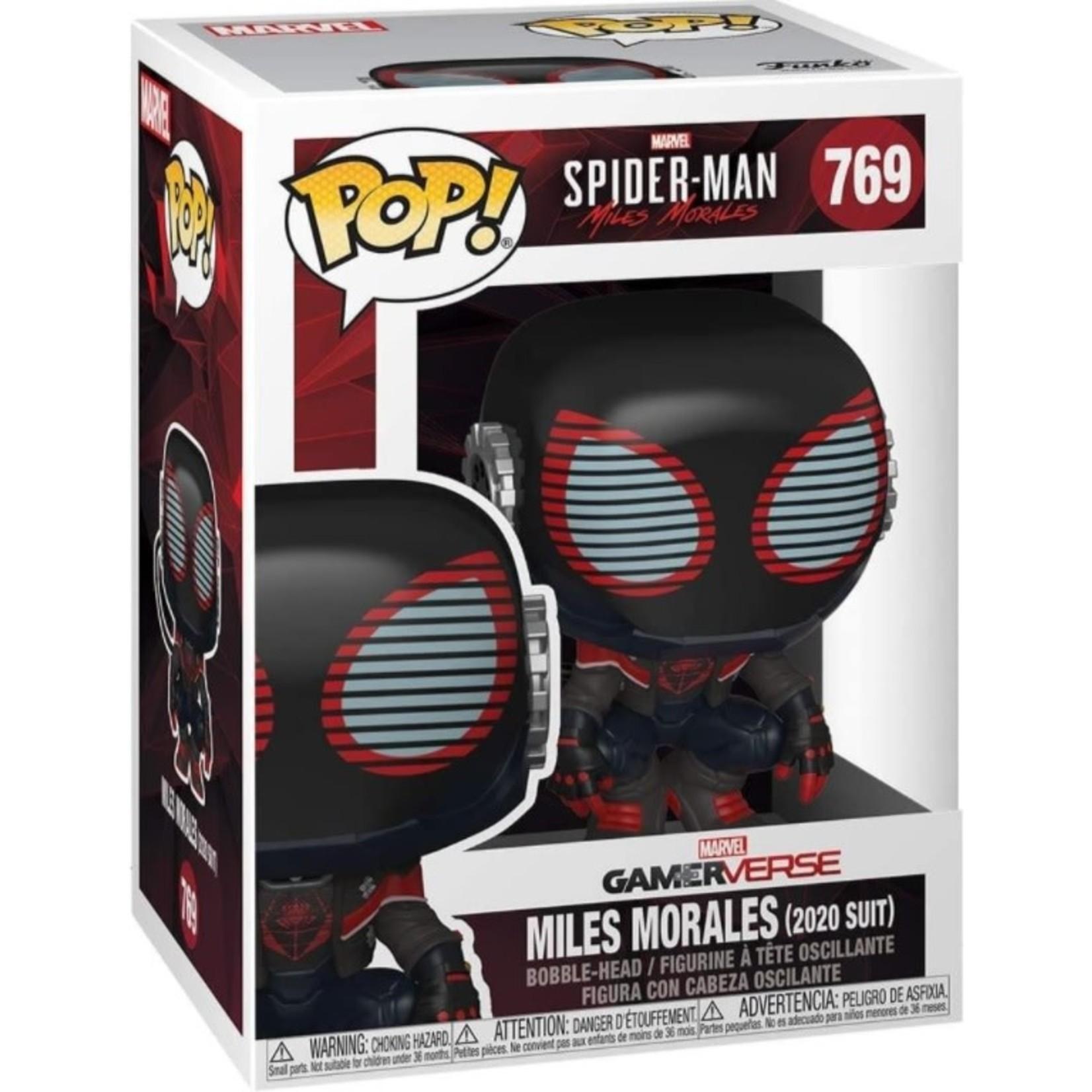 Funko Pop! POP! Miles Morales 2020 Suit