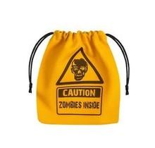 Dice Bag Caution Zombies Inside