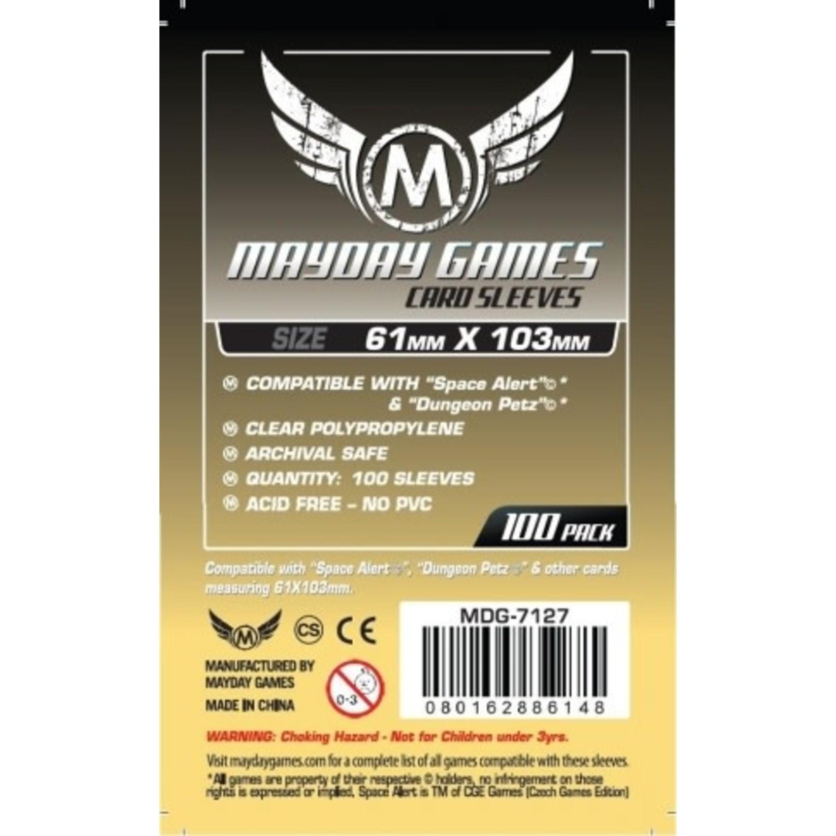 Mayday Mayday 61X103 paquet de 100