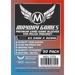 Mayday Mayday 63.5X92 Premium paquet de 50