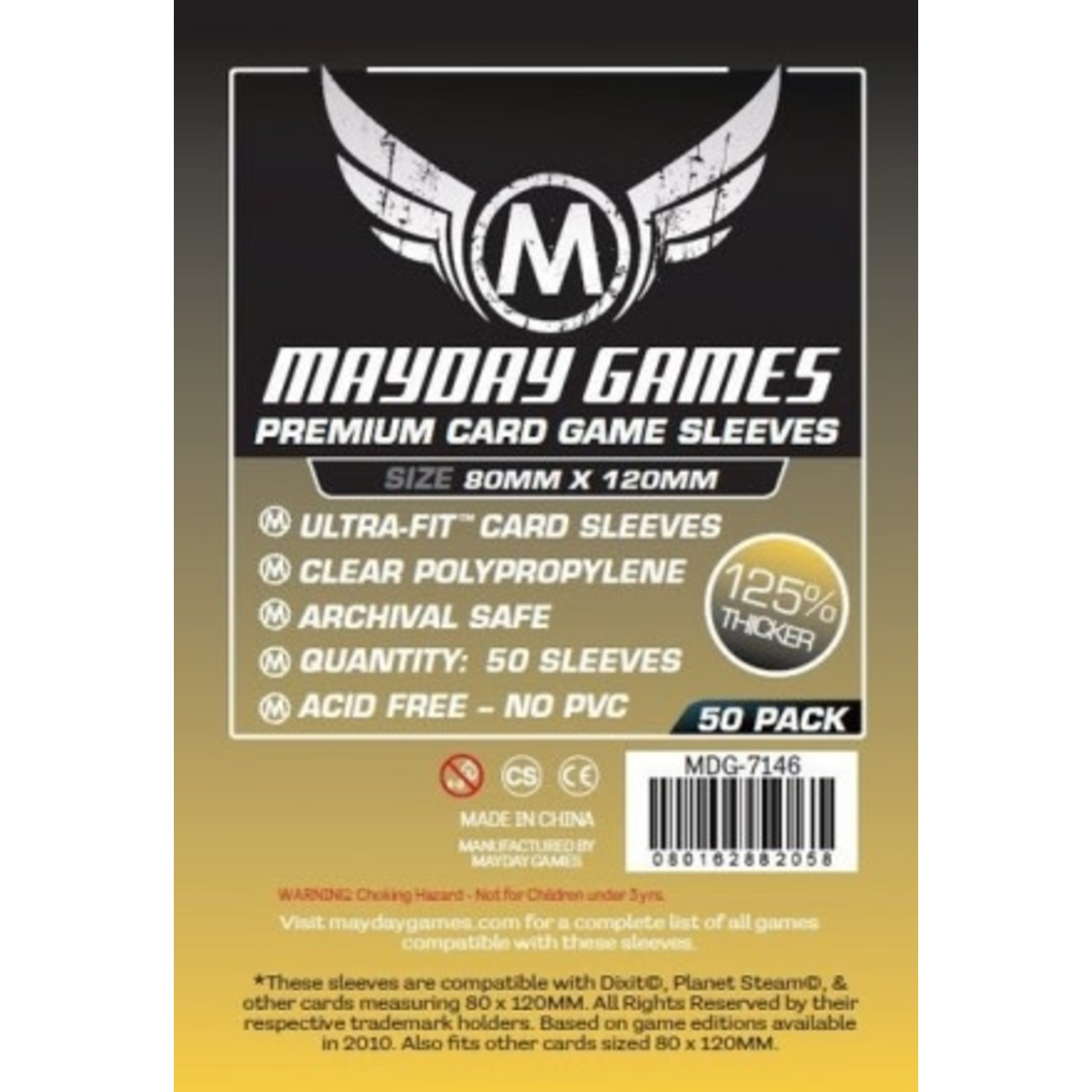 Mayday Mayday 80X120 Premium paquet de 50