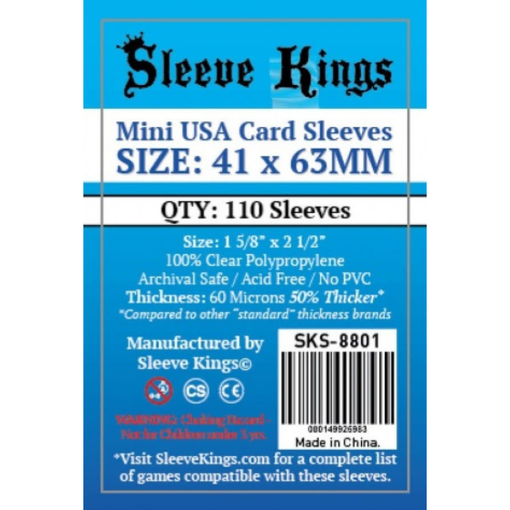 Sleeve Kings Sleeve Kings 41X63