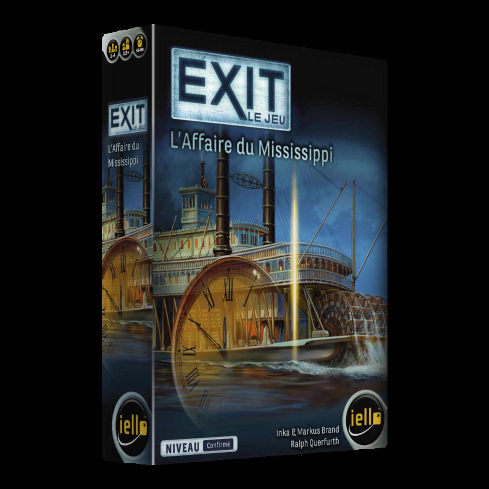 Iello Exit - L'Affaire du Mississipi (French)