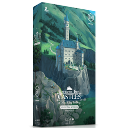Between Two Castles  of Mad King Ludwig Expansion Secrets & Soirees (English)