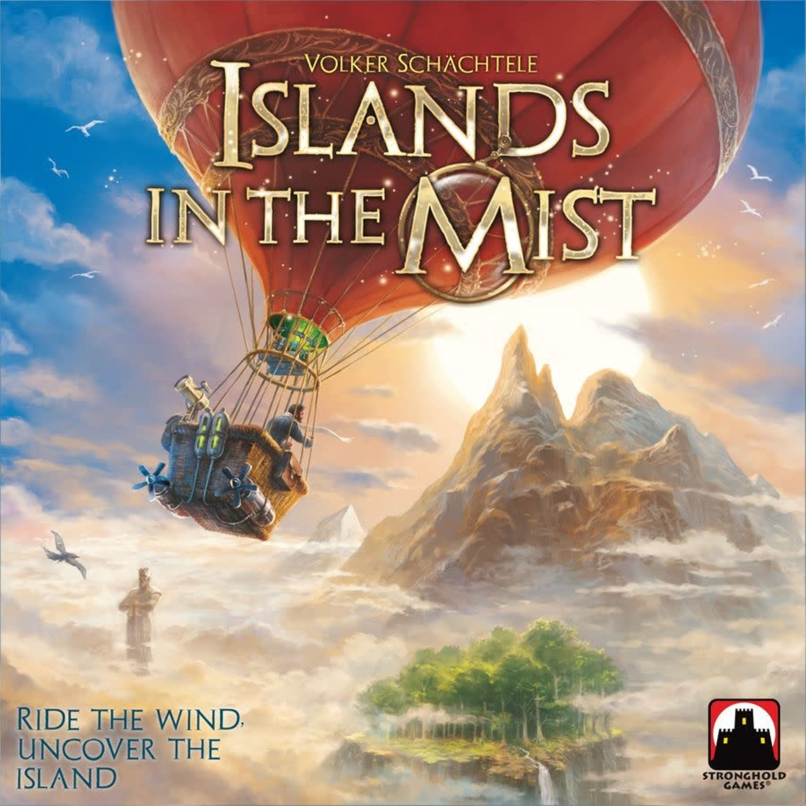 Stronghold Games Islands in the Mist (English)