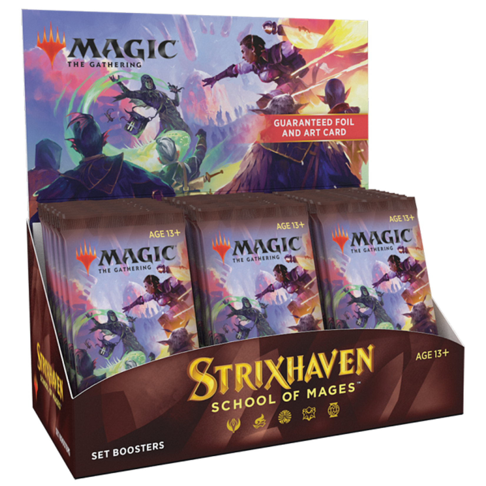 Magic The Gathering MTG Strixhaven Booster Box