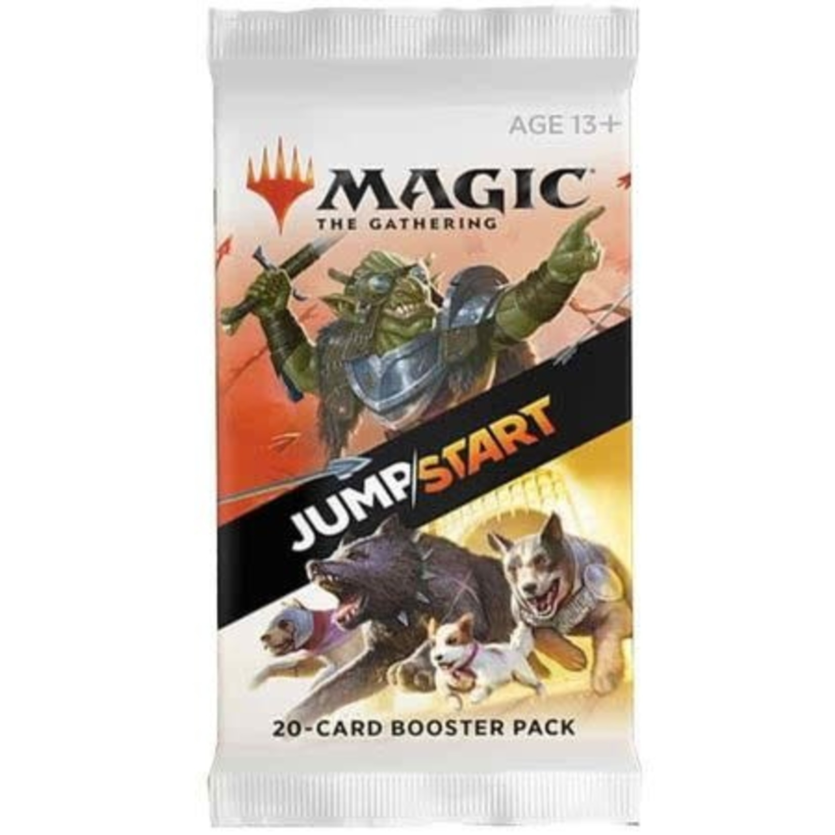 Magic The Gathering Magic The Gathering Jumpstart Booster pack