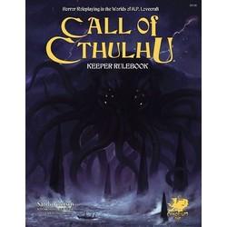 Call of Cthulhu 7th Keeper Rulobook (Anglais)