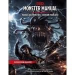 Wizard Of The Coast D&D : Manuel des Monstres (Français)