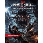 Wizard Of The Coast D&D : Manuel des Monstres (French)