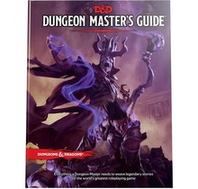 D&D Dungeon Master's Guide (English)