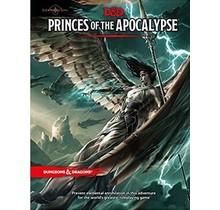 D&D Elemental Evil: Princes of the Apocalypse (English)