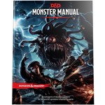 Wizard Of The Coast D&D Monster Manual (Anglais)